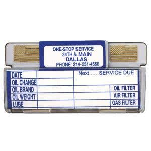 Service Record Card Holder