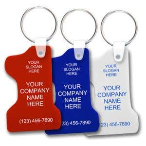 Includes your company information in 1 color on 1 side!