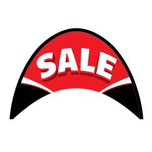 """Arch Banner - """"Sale"""""""