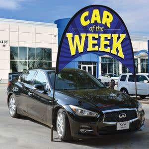 """Arch Banner Kit - """"Car of the Week"""""""