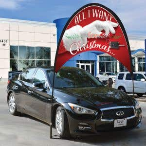 """Arch Banner Kit - """"All I Want for Christmas..."""""""