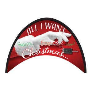 """Arch Banner - """"All I Want for Christmas..."""""""