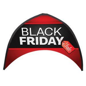 "Arch Banner - ""Black Friday Sale"""