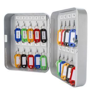 Locking Key Cabinet - 20 Key Capacity