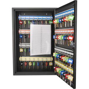 Locking Key Cabinet - 64 Key Capacity