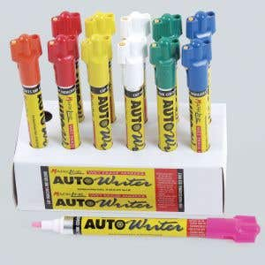 Assorted Pack of Auto Writer Markers