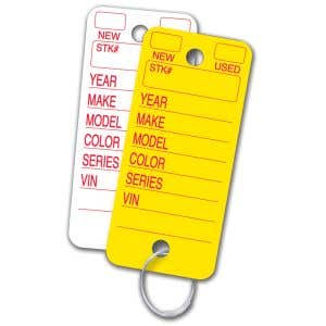 Poly Key Tags