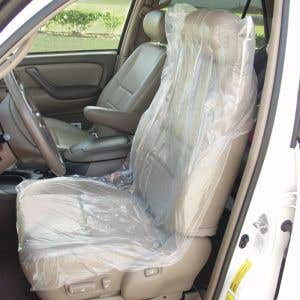 Premium Plastic Seat Cover