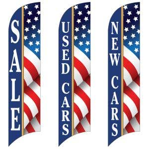 Sales Wave Flags - Old Glory