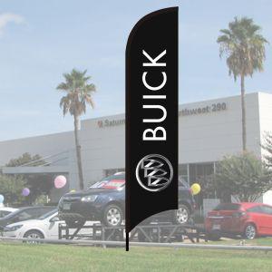 Franchise Wave Flag Kits - Buick