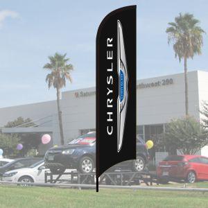 Franchise Wave Flag Kits - Chrysler