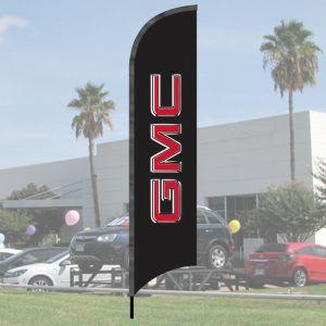 Franchise Wave Flag Kits - GMC