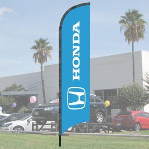 Franchise Wave Flag Kits - Honda