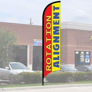 "Service Wave Flag Kits - ""Rotation Alignment"""