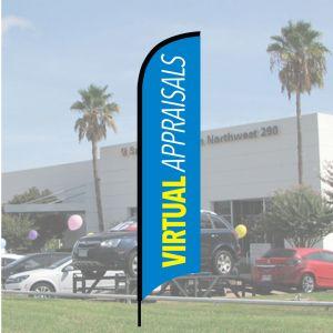 Wave Flag Kits - Virtual Appraisals