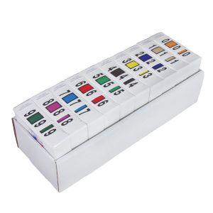 ServiceFile VIN Number Labels on Rolls Kit