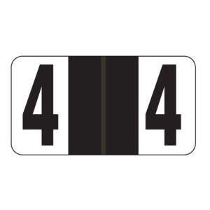 ServiceFile VIN Number Labels on Sheets - Number 4