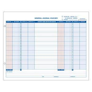 General Journal Voucher - ADP System