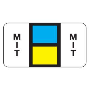 ServiceFile Labels on Sheets - Mitsubishi