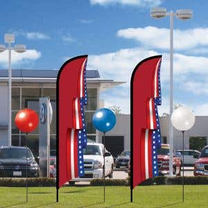 Advertising Kits - 3D Flags