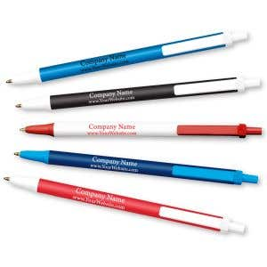 Personalized Bic Antimicrobial Pens