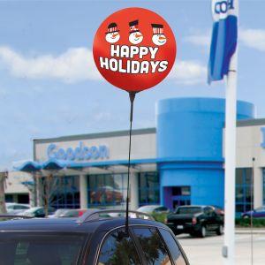 Snowmen - Happy Holidays