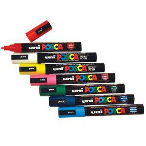 "Uni Posca Windshield Markers - 1/8"" Tip"