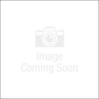 Metallic Fingercut Pennant Streamer - Red, Silver, Blue