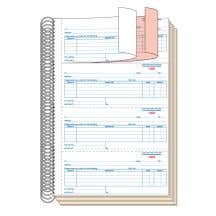 Purchase Order Book - 2 Part without Personalization