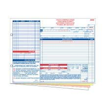Includes your Company Contact Information and Numbering Sequence.