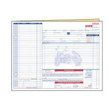 Includes check boxes for common Mechanical Services.