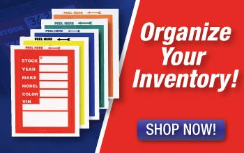 Organize Your Inventory! Shop Now!