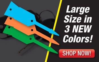 Large Size in 3 NEW Colors! Shop Now!