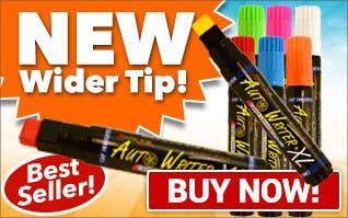 Auto Writer XL Markers